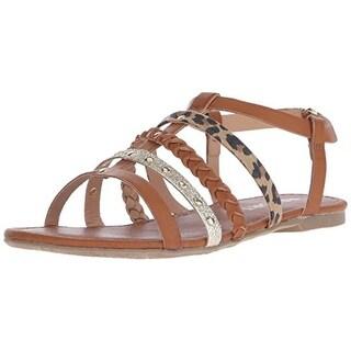 Report Girls Cosimia Dress Slingback Sandals - 1
