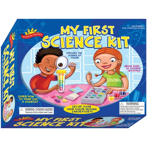 Scientific Explorers My First Science Kit-