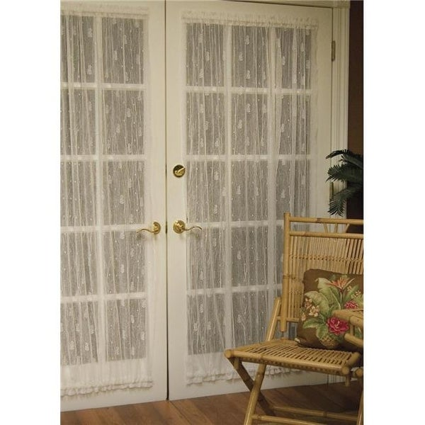 Shop Heritage Lace 7170e 4540dp Pineapple 45 X 40 In Door Panel