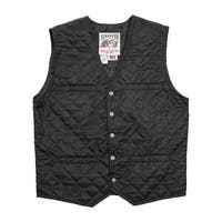 Schaefer Western Vest Mens Durable Quilted Rugged Canyon Snap