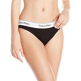 Calvin Klein Womens Modern Cotton Bikini (5 options available)