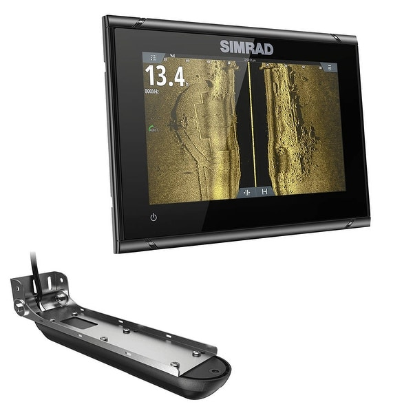 Simrad GO7 XSR 000-14838-001 GO7 XSR with Active Imaging 3-in-1 - C-MAP Pro. Opens flyout.