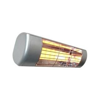 SUNHEAT 901315120 Wall Mounted Outdoor Heater. - Silver