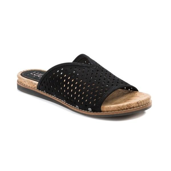 Lucca Lane Belinda Women's Sandals & Flip Flops Black