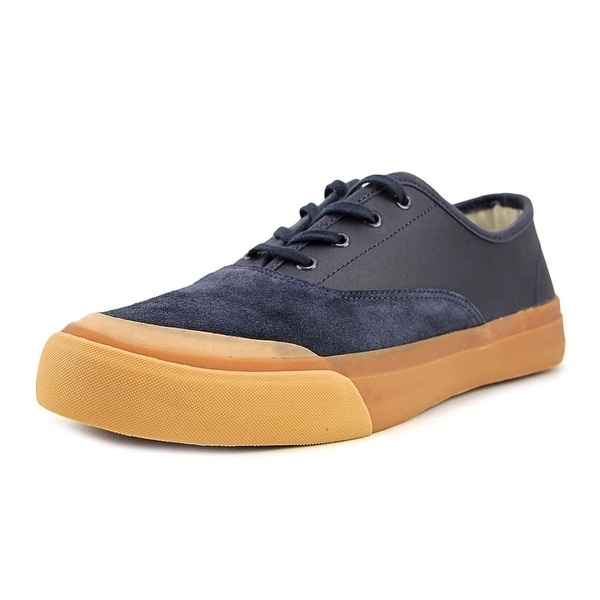 HUF Cromer Men Round Toe Canvas Blue Skate Shoe