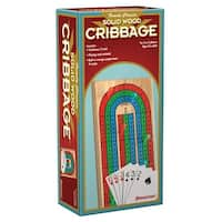 Folding Cribbage Wcards In Box