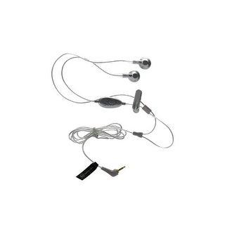 OEM Motorola 2.5mm Stereo Headset - Silver - Universal