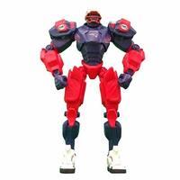 "NFL New England Patriots 10"" Cleatus Fox Robot Action Figure - multi"