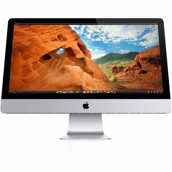 "Apple 27"" iMac Desktop Computer (Late 2013)"