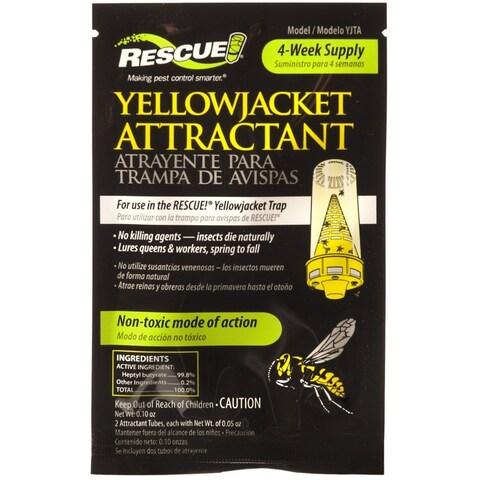 Rescue YJTA-DB36 Yellow Jacket 4 Week Attractant