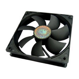 Cooler Master R4-S2s-124K-Gp 120Mm Sleeve Bearing Case Fan With 3 Pin Connector * 4-In-1 Value Pk