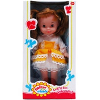 "DDI 2127086 10"" Andrea and Friends Doll Case of 12"