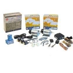 AutoLoc SVPROA516 Door Popper Kit (16 Function 50lbs Alarm Remote Shaved Door