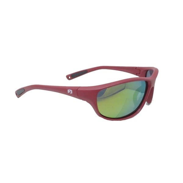 37fbd963b0 Shop Rheos Gear Bahias Floating Polarized Clay with Thermal Lens Sunglasses  - Free Shipping On Orders Over  45 - Overstock.com - 20310006