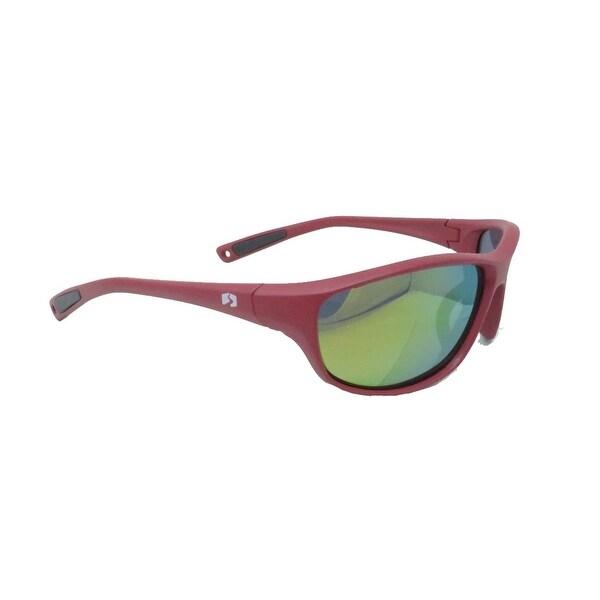 aa8b553378fb8 Rheos Gear Bahias Floating Polarized Clay with Thermal Lens Sunglasses