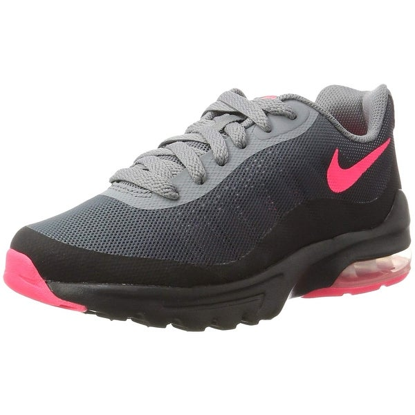 uk availability 97898 aa13b Nike Air Max Invigor Girl  x27 s Athletic Sneakers Youth 1.5 Y Running Shoes
