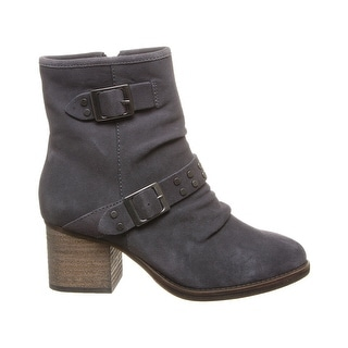 Link to Bearpaw Amethyst Leather Bootie Similar Items in Women's Shoes
