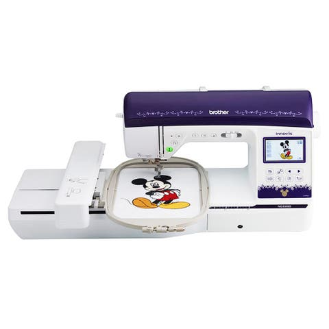 Brother Inno-vis Disney NQ3600D Sewing & Embroidery Machine