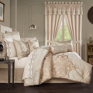 Link to Five Queens Court Cresmont Luxury Comforter Set Similar Items in Duvet Covers & Sets