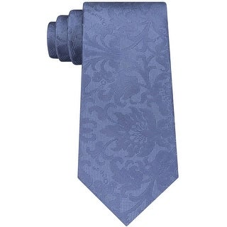 Link to Michael Kors Mens Floral Self-Tied Necktie - One Size Similar Items in Ties