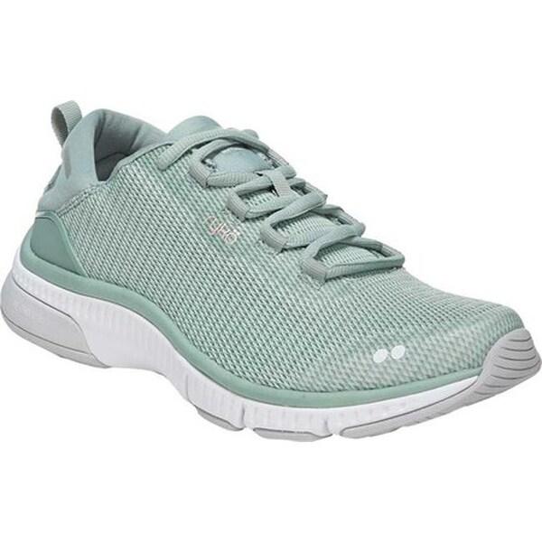 Ryka Women's Rythma Sneaker Tidal Blue