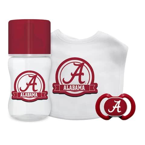 Alabama Crimson Tide Baby Gift Set 3 Piece