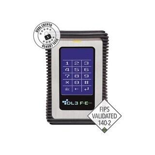DataLocker 23007 1 TB USB 3.0 Portable External Hard Drive