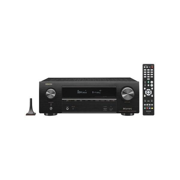 Denon AVR-X4400H 9 2 Channel Full 4K Ultra HD Network AV Receiver