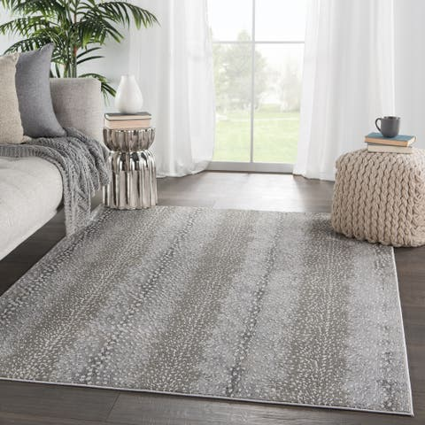 Silver Orchid Bedord Gray/ Natural Area Rug