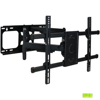 CASL Brands Full-Motion TV Wall Mount Bracket Set for 37-70 Inch Flat Screen TVs