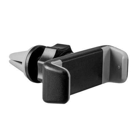 Monoprice Car Mount / Air Vent Holder - Black, Universal for all Smartphones up to 2.9 inches Wide