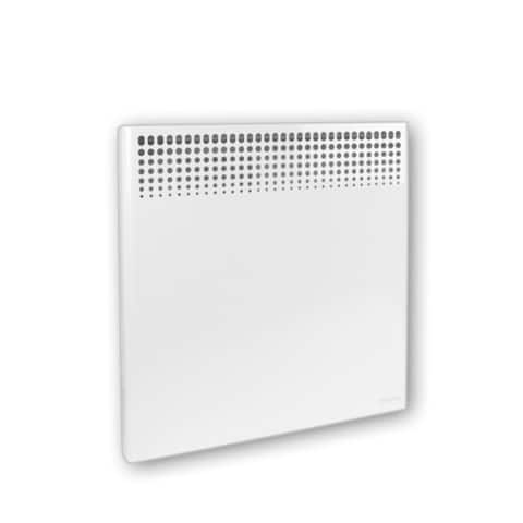 """31"""" White Wall Mounted Convector Heater, No Built-in Thermostat"""