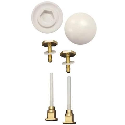 Keeney K835-171 Toilet Bolts And Caps Set