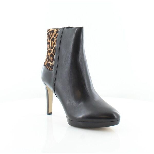 Tahari Serena Women's Boots Blk/Tan