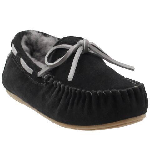 Emu Australia Womens Australia Amity Casual Slippers Shoes