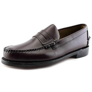 Sebago Classic Men B Moc Toe Leather Loafer
