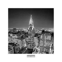 ''Chrysler Building'' by Henri Silberman Photography Art Print (19.75 x 19.75 in.)