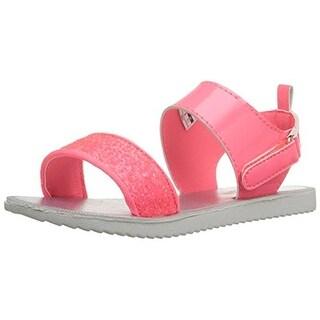 Osh Kosh Girls Remi Toddler Textured Sandals