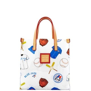 Dooney & Bourke MLB Vinyl Blue Jays Lunch Tote (Introduced by Dooney & Bourke at $58 in Feb 2014)