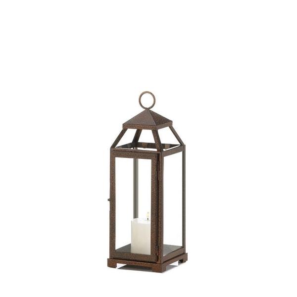 Innovative Medium Copper Lantern
