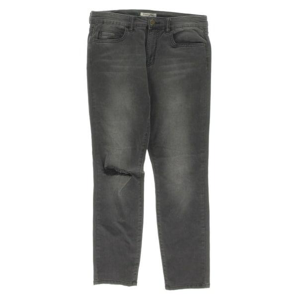 0d12424485407 Shop Billabong Womens Hot Mama Skinny Jeans Distressed Mid-Rise ...