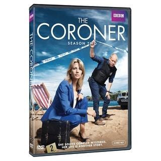The Coroner: Season 2 (Series 2) - DVD Set - Region 1 Coded (US & Canada)