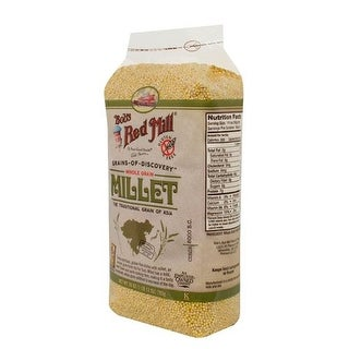 Bob's Red Mill - Gluten Free Hulled Millet ( 4 - 28 OZ)