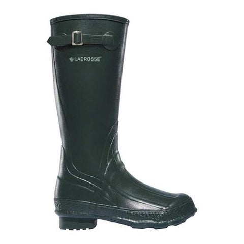 "LaCrosse Women's Grange 14"" Wellington Boot Balsam Green"