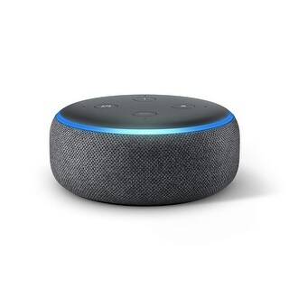 Amazon Echo Dot (3rd Gen) Smart speaker with Alexa