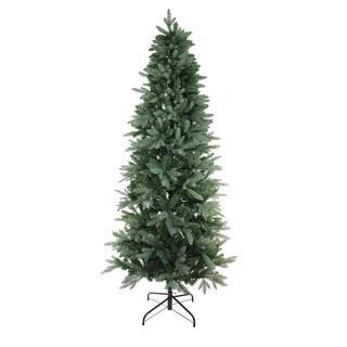 "9' x 49"" Washington Frasier Fir Slim Artificial Christmas Tree - Unlit"