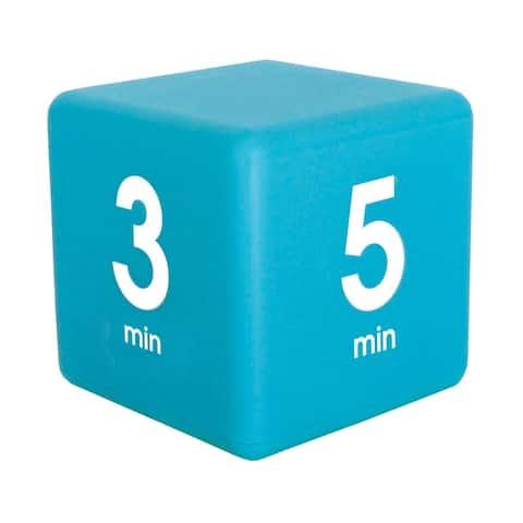 Datexx blue 7 minute preset timer cube 35