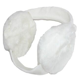 CTM® Headband Earmuffs (Option: White)