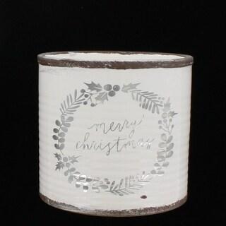 Merry Christmas Pots