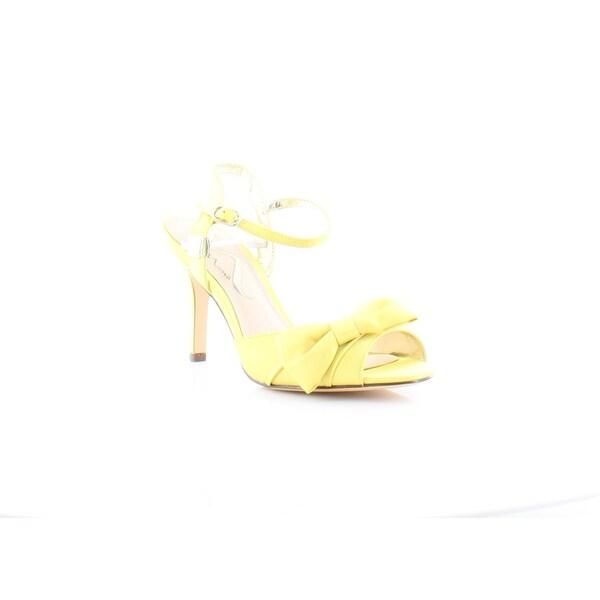 Nina Vashti Women's Heels Yellow